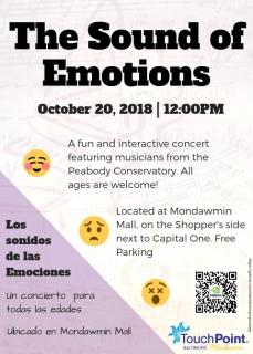 Implement Concert Flyer